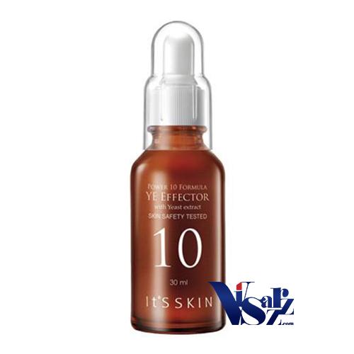 It's Skin Power 10 Formula YE Effector 30 mL เซรั่มสารสกัดจากยีสต์ธรรมชาติ ช่วยกระตุ้นการสร้างเซลล์ผิวใหม่ผิวเรียบเนียนลดเลือนริ้วรอย