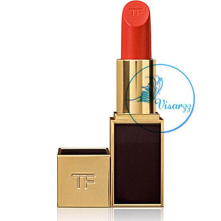 Tom Ford Lip Color 3 g # 15 Wild Ginger ลิปสติกที่หรูหรา และคุณภาพสูงสุดๆ ไม่ว่าก่อนทาปากจะเยินแค่ไหน ก็ไม่ลอก ไม่เป็นคราบ