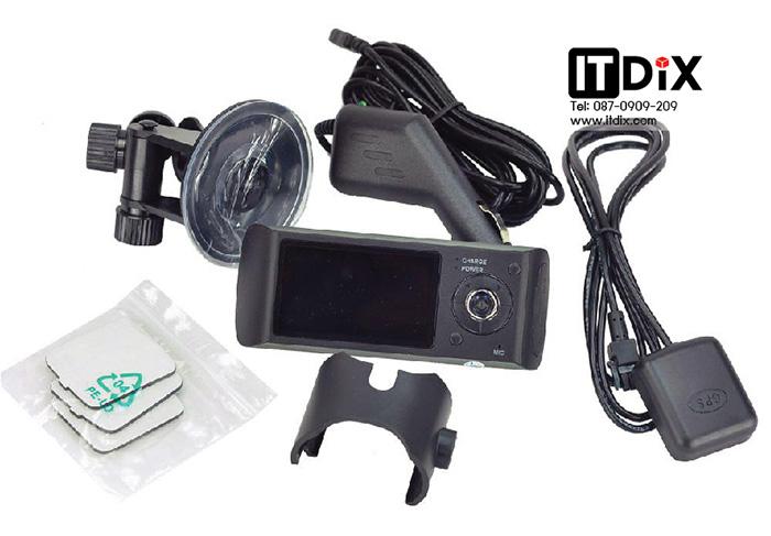 กล้องติดรถยนต์ R300 HD