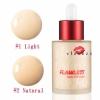 Touch in SOL Flawless Skin Top Coat 35mL #1 เป็นได้มากกว่ารองพื้น รวมเอา Ample + Primer + BB Cream + Foundation + Powder ไว้ในขวดเดียว กลายเป็นครีมรองพื้นที่ให้การบำรุง ปกปิดริ้วรอย อำพรางรูขุมขน ควบคุมความมัน ปรับผิวให้ดูสด ใหม่ ต่อเนื่องยาวนานถึง 9 ชั่ว