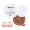 (Tester) Dior Diorsnow Bloom Perfect - Perfect Moist Cushion SPF50 PA+++ 4g No.020 ให้ผิวดูเปล่งประกายในแบบ rose glow ดูสดใส Cooling Effect ให้ความรู้สึกเย็นวาบ ช่วยรีเฟรชผิวให้สดชื่นและกระตุ้นความกระจ่างใส พร้อมช่วยปกป้องผิวจากรังสี UVA และ UVB