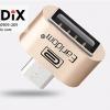 OTG Micro USB Earldom สีทอง