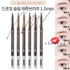 ขายส่ง 125.- (No.2 รุ่นสลิม) Etude Drawing Eyebrow Slim 1.5mm ดินสอเขียนคิ้วแท่งเรียวเล็กทำให้การเขียนเป็นธรรมชาติสุดๆ พร้อมหัวแปรงปัดอีกด้านให้คิ้วฟุ้งสวยงาม