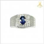 แหวนไพลินแท้ สัญลักษณ์ของความร่ำรวย