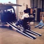 Ramp ทางลาด รุ่น LY-4003-300 ยาว 3 เมตร
