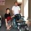 รถเข็นอาบน้ำเเละนั่งถ่าย Wheelchair Comfort รุ่น SL-155 thumbnail 18