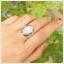 แหวนมุกดาหารแท้ ดีไซน์เรียบๆ หรู ดูมีสไตล์ ใส่ติดนิ้วได้ทุกวัน thumbnail 5