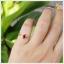 แหวนทับทิมไทย สวยเก๋ น่ารักๆ (สามารถสั่งทำได้ค่ะ) thumbnail 5
