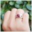 แหวนทับทิมแท้ สัญลักษณ์ของความรักเดียวใจเดียว thumbnail 5