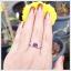 แหวนอเมทิสต์แท้ สีม่วงสด เพิ่มเสน่ห์จนคนรอบข้างต้องเหลียวมอง thumbnail 5