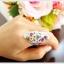 แหวนนพเก้า ตามตำราโบราณ เงินแท้ แหวนพลอยแท้ thumbnail 3