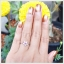 แหวนพิงค์แซฟไฟร์แท้ เล็กๆ ใส่น่ารักๆ ค่ะ thumbnail 4