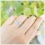 แหวนนพเก้าแท้ ตามตำราโบราณ เงินแท้ ชุบทองคำขาว thumbnail 6