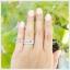 แหวนนพเก้าแท้ ตามตำราโบราณ เงินแท้ ชุบทองคำขาว thumbnail 5