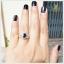 แหวนไพลินจันท์ หายาก ดีไซน์สวยเก๋ดูดีมีสไตล์(สามารถสั่งทำได้ค่ะ) thumbnail 4