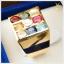 แหวนพลอยนพเก้า ทองแท้ เพชรแท้ (สามารถสั่งทำได้ค่ะ) thumbnail 3