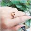 แหวนซิทรินแท้ รูปทรงไข่ สวมใส่โดดเด่นเต็มๆ นิ้ว thumbnail 5