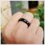 แหวนนิลแท้ เจียรไนเหลี่ยมดิสโก้ เรียบๆ แต่มีสไตล์ thumbnail 5