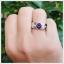 แหวนอเมทิสต์แท้ ทรงกลม สีม่วงสดใสทรงเสน่ห์ thumbnail 4