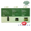 (ขายส่ง 25-) Innisfree Green Tea Night-Care Kit 2mLx3 = 6mL ชุดเทสเตอร์กรีนที รวมตัวเด็ดบำรุงผิวหน้าทั้งซีรั่ม ครีม และสลิปปิ้งมาส์กชนิดละ 2mL ไว้ให้ผิวฟูเด้ง อิ่มน้ำ