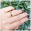 แหวนนพเก้า ทองแท้ ฝังใต้ท้องแหวนเก๋ๆ(สามารถสั่งทำได้ค่ะ) thumbnail 5