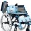 รถเข็นเด็ก รถเข็นคนพิการ วีลเเชร์ รุ่น SL-7100C thumbnail 2
