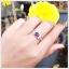 แหวนอเมทิสต์แท้ สีม่วงสด เพิ่มเสน่ห์จนคนรอบข้างต้องเหลียวมอง thumbnail 4