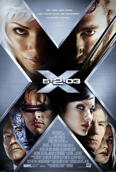 X2: X-Men United เอ็กซ์เม็น ศึกมนุษย์พลังเหนือโลก 2 (DVD Master) 1 ...