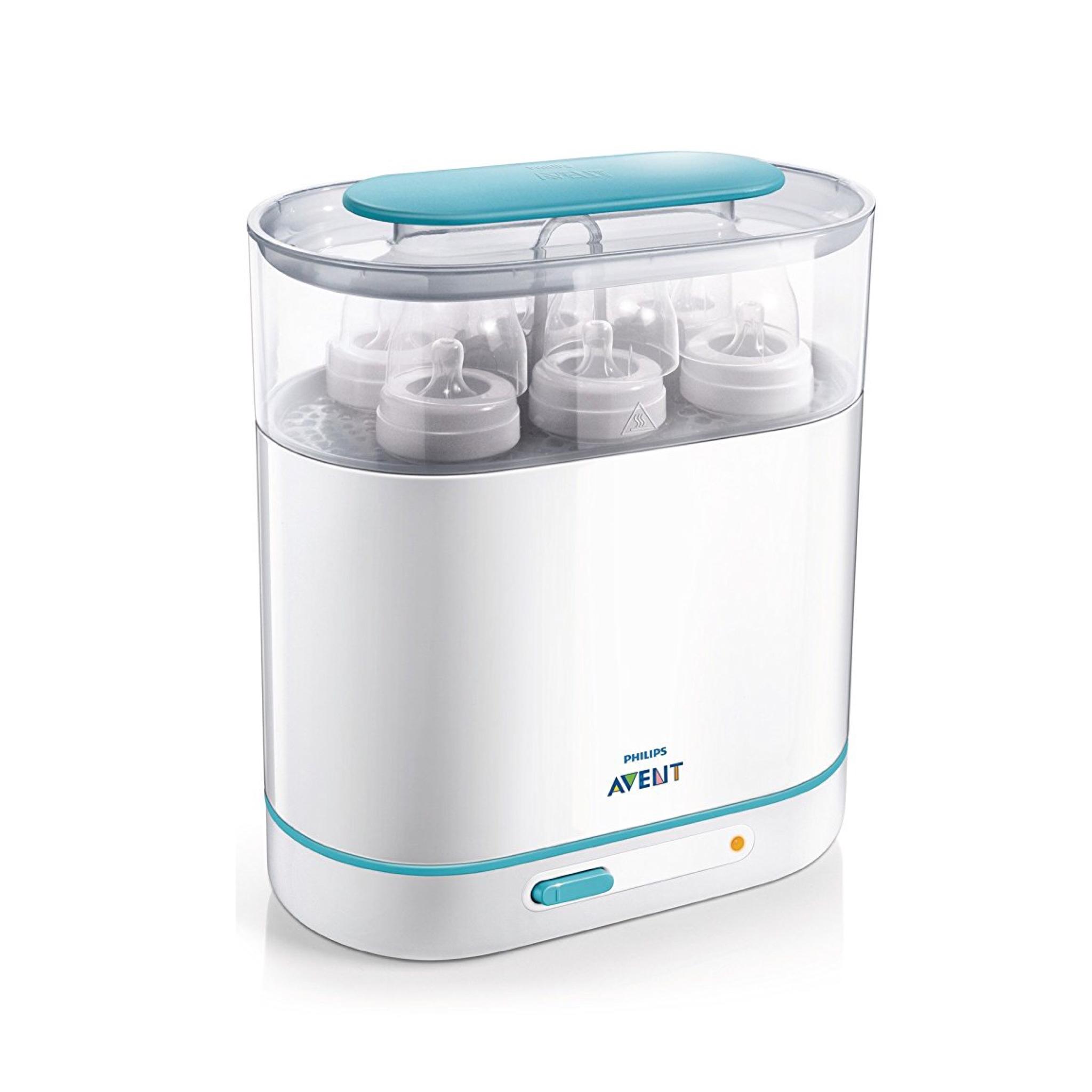 Avent 2 in 1 Steam Baby Bottle Steriliser
